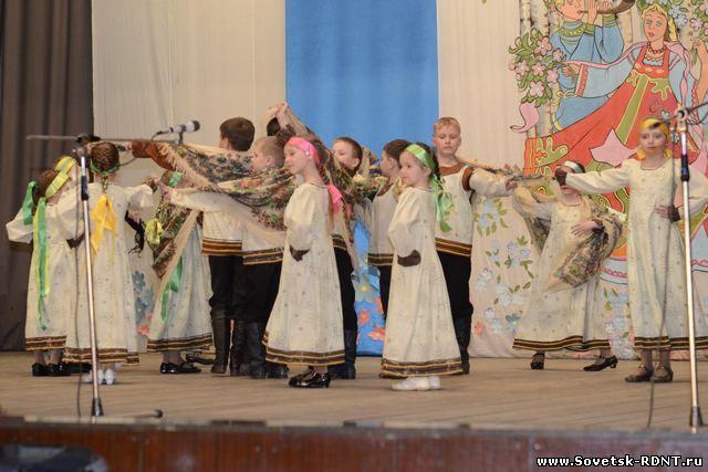 Сайт РДНТ Советского района Кировской области
