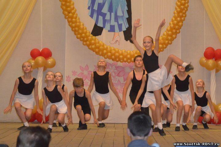 Районный Дом народного творчества, г. Советск Кировской области.