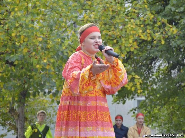 РДНТ г. Советск Кировской области