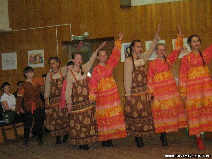 Районный Дом народного творчества, г. Советск Кировской области
