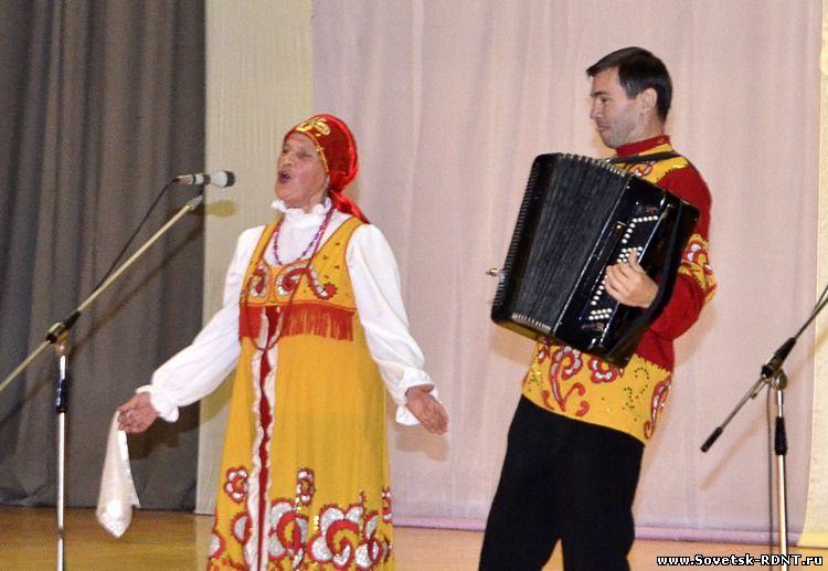 Районный Дом народного творчества. город Советск Кировской области