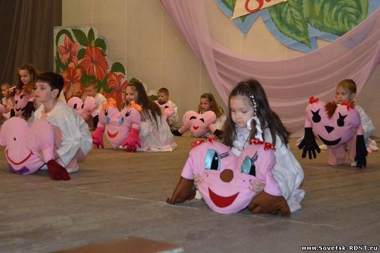 РДНТ г. Советск Кировской области. Официальный сайт