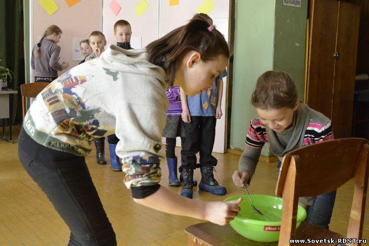 РДНТ. город Советск Кировской области