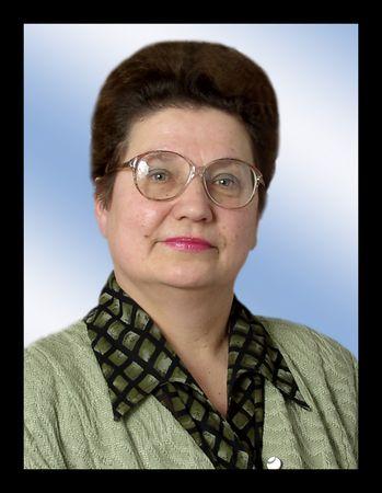 Анна Дмитриевна Тутубалина — заслуженный работник культуры.