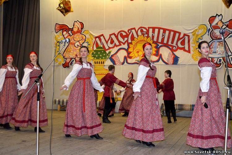 районный Дом народного творчества города Советск Кировской области.