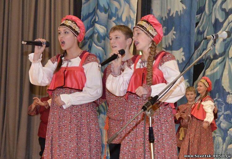 РДНТ г. Советск Кировской области.