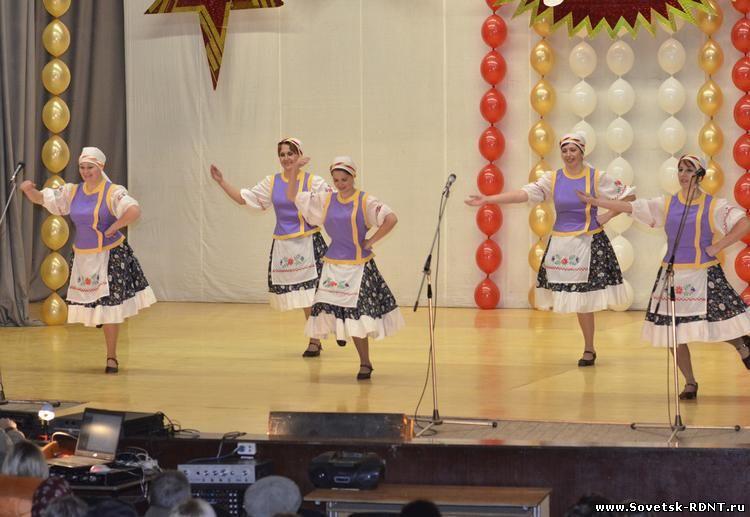 Советск. РДНТ, Фортуна-2013
