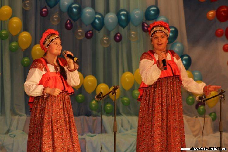 «Заплетися плетень», город Советск Кировской области